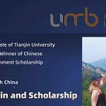 O mandarínskej čínštine a čínskom štipendiu s Katarínou Sládečkovou
