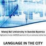 Language in the City