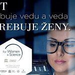 Súťaž L'OREAL- UNESCO PRE ŽENY VO VEDE