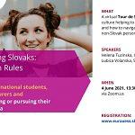 Rozumieme slovensky: nepísané pravidlá - Understanding Slovaks: Unwritten Rules
