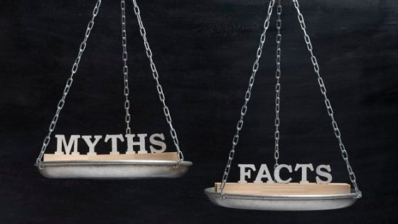 Myths and Hoaxes in the Natural Sciences