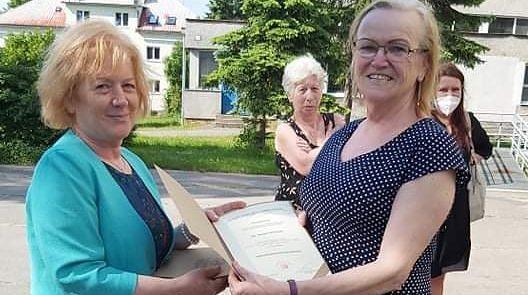 Odovzdanie osvedčení absolventkám a absolventom UTV v Martine