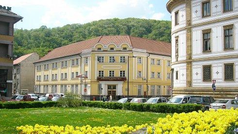 Rektorát UMB