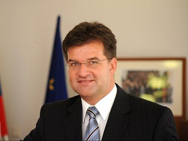 Prednáška podpredsedu vlády SR Miroslava Lajčáka