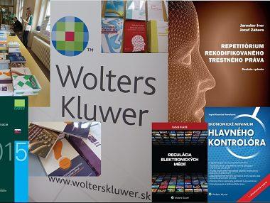 Výstava vydavateľstva Wolters Kluwer