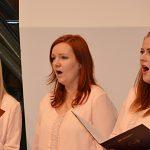 Novoročný koncert speváckeho zboru Mladosť