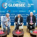 Diskusné podujatie GLOBSEC City Talks