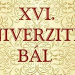 XVI. UNIVERZITNÝ BÁL
