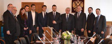 UMB a MGIMO podpísali dohodu o spolupráci