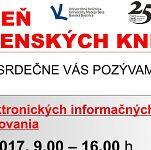 Deň elektronických informačných zdrojov a rešeršovania + Citačný manažér CitacePRO