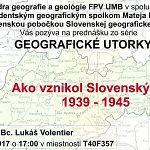 Ako vznikol slovenský štát?