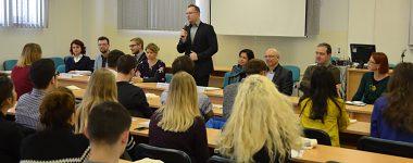 Stretnutie s uchádzačmi o štúdium z Ukrajiny