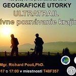 Ultratrail - intenzívne poznávanie krajiny
