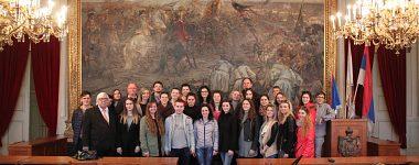 SRBSKÁ MISIA 2017 a Univerzitný spevácky zbor MLADOSŤ