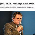 Prednášky prof. PhDr. Jana Rychlíka, Dr.Sc.