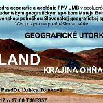 Island - krajina ohňa a ľadu
