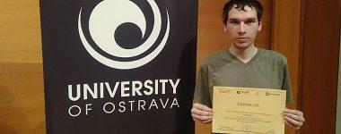 Matúš Halaj - úspešný riešiteľ medzinárodnej matematickej súťaže