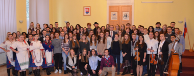 Students' Day – welcoming MBU foreign students