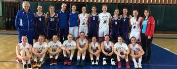 Basketbalistky vo Viedni a Budapešti