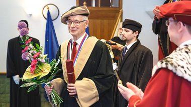 Udelenie čestného titulu Doctor Honoris Causa