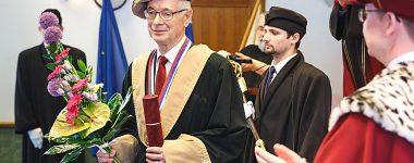 Udelenie titulu Doctor Honoris Causa