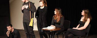 Študentský divadelný súbor UNIS UMB a Padlý K/kráľ