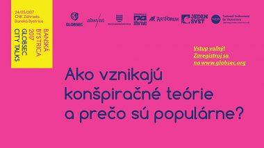 GLOBSEC City Talks
