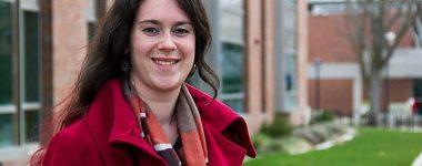 Doktorandka Mgr. Alena Záborská je na študijnom pobyte v USA