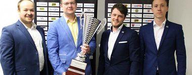 Najlepší hráči EUHL si prevzali ocenenia z rúk Branka Radivojeviča