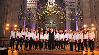 Univerzitný spevácky zbor Mladosť si získal srdcia francúzskych poslucháčov v Belforte