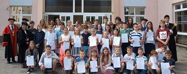 11. ročník Detskej univerzity UMB vyvrcholil slávnostnou promóciou