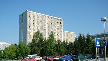 Общежитие №1 «ŠD1»