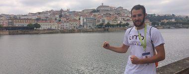 Martin Bolo na turnaji Univerzitných majstrovstiev Európy v Taekwondo WTF