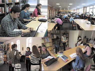 Zoznámte sa so službami Univerzitnej knižnice UMB