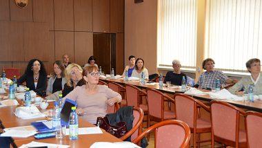 It was a great time in Banská Bystrica! 1st MBU STAFF WEEK