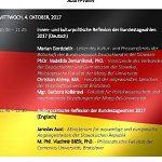 Bundestagswahlen 2017 – Podiumsdiskussion