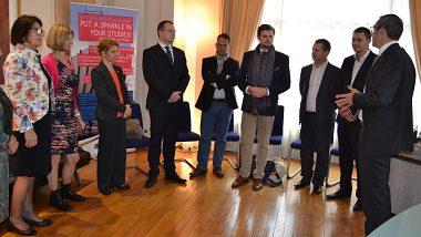 Návšteva partnerských univerzít vo Francúzsku