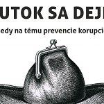 KORUPCIA - výstava karikatúr svetových umelcov + BESEDA