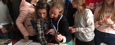 Prezentácia možností štúdia na UMB v prostredí slovenských škôl na Ukrajine