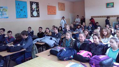 Otvorili sme dvere na Gymnáziu Mihajla Pupina v Kovačici