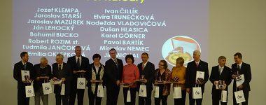 Na oslavách 60. výročia KTVŠ FF UMB sa stretli športovci a osobnosti z celého Slovenska