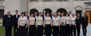 Koncert Collegium Cantus v knižnici