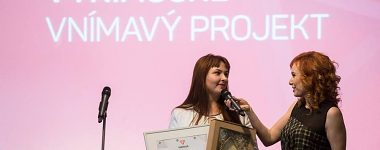 Lucia Zacharová z PF UMB  získala ocenenie