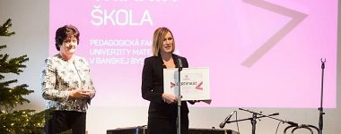 PF UMB sa stala historicky prvou Vnímavou školou na Slovensku