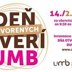 Deň otvorených dverí na UMB