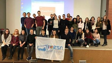 Erasmus Plus Welcome Week for foreign students