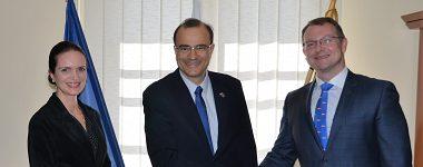 Veľvyslanec Brazílie na Slovensku navštívil UMB