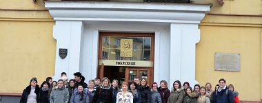 Словаки из Сербии и Украины в День открытых дверей в УМБ