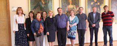 15 мая состоялась рабочая встреча ректора РГПУ им. А.И. Герцена С.И. Богданова с делегацией Университета Матея Бела