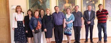 Pracovná návšteva delegácie UMB na Ruskej štátnej pedagogickej univerzite A. I. Gercena v Petrohrade